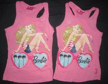 Tílka barbie, 134