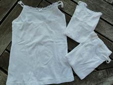 Tílka - bavlněná spodní košilka, f&f,104