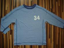 Tričko s číslem, marks & spencer,128