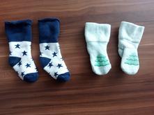 2x teplé ponožky, kik,68