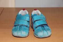 Kožené boty zn. primigi, primigi,25