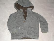 1226-kabátek s kožíškem george 18-24 měsíců, george,86