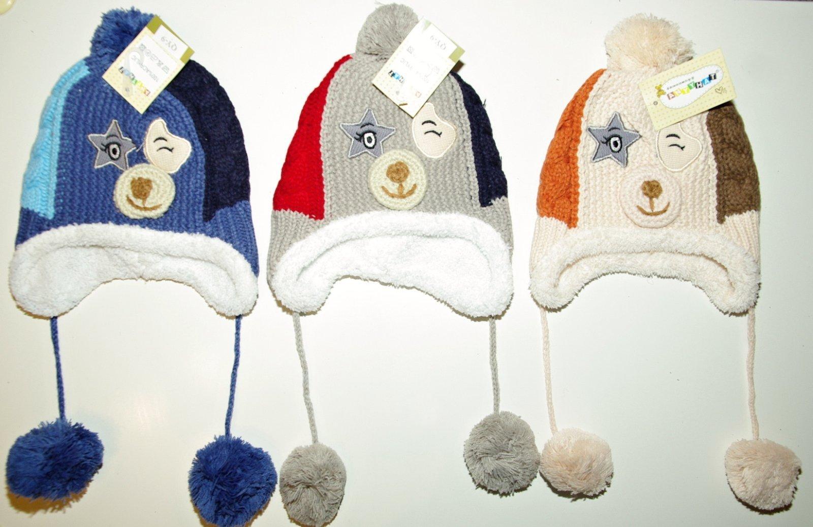 Zimní čepice ušanka b973c9a2f0