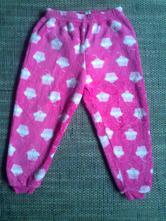 Teplounké domácí kalhoty vel 92-98, george,98