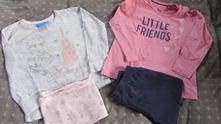 Set pěkných pyžamek, disney,92