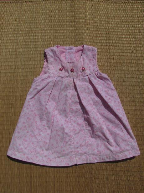 Manšestrové šaty, st. bernard,62