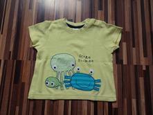 Tričko s mořskými tvory, miniclub,74