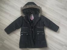 Zimní kabát next vel.116, bez vady, next,116