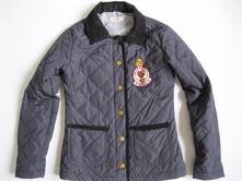 9/10 let-tenčí podzimní kabátek, 140