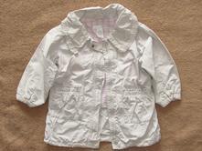 Dívčí plátěná bunda, h&m,86