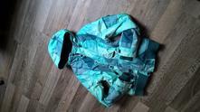 Krásná lyžařská / snowboardová bunda, l