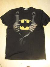 S467    tričko batman vel. l, l