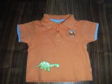 Tričko s dinosaurem zn.cactusclone vel. 68/74, cactus clone,68