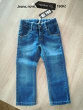 Jeans kalhoty, 122