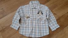 Košile dl.rukáv, c&a,86