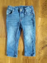 Elastické džíny, h&m,86
