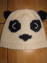 Čapica panda 7-10 rokov, 122