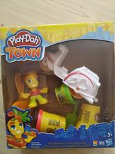 Play-doh pizza delivery,