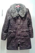 Látkový kabát, orsay,42