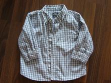 Košile l.o.g.g. vel. 80 v perfektním stavu, h&m,80