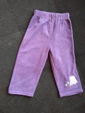 Fleece kalhoty, baby,80