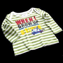 Dětské tričko , tri-0049-02, babaluno,62 / 74 / 80