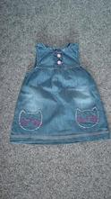 Dívčí šaty, f&f,68