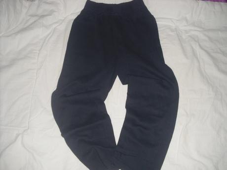 Pyžamové kalhoty 134 - 140, 134