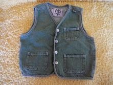Dětská vesta m, 104