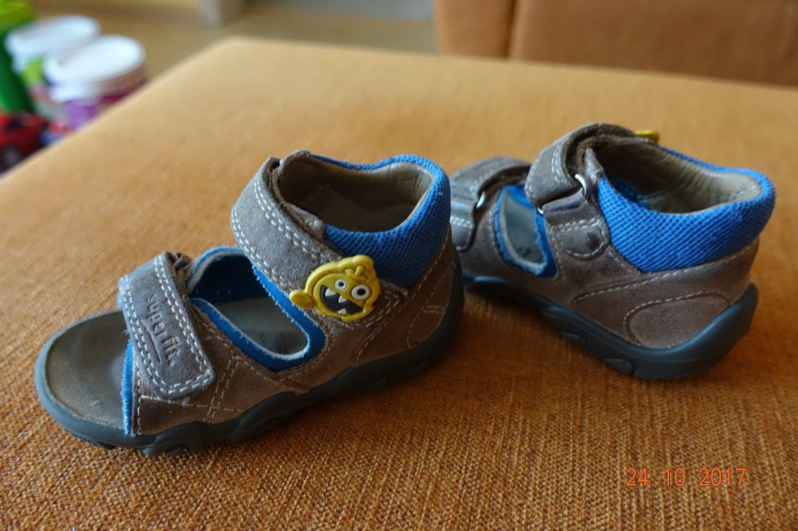 ca7f873cd14 Boty - sandále s otevřenou špičkou