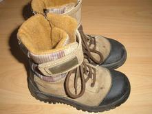 Zimní trekové botky, 28