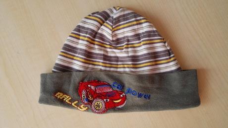 Tenká bavlněná čepice vel.110-116, 110