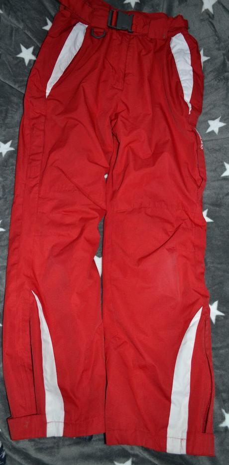 Lyžařské kalhoty, 170