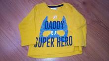 Žluté triko, pepco,74