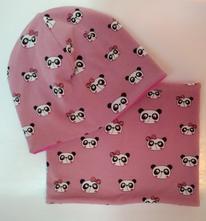 Klasický kulatý komplet pandy vel 39-57, 50 - 188