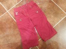 Podšité dívčí kalhoty next, next,86