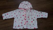 Mikina/kabátek s obrázky, ladybird,68