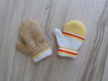 Zateplené rukavice 86/92, 86