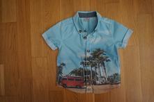 Frajerská letní košile zn. f&f, vel. 74, f&f,74