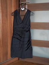 Koktejlové šaty, orsay,s