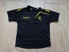 Fotbalové tričko reebok, reebok,110