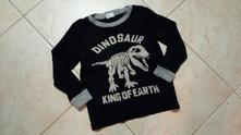 Triko s dinosaurem, 98