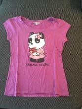 Tričko s pandou, clockhouse,l
