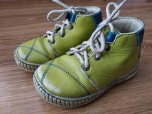 Celokožené boty pegres 23, pegres,23