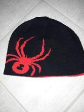 Oboustranná čepice zimní s pavoukem, 122