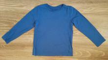 Modré triko, mothercare,122