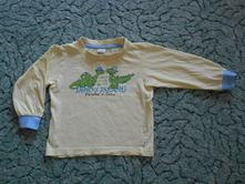 Pyžamové tričko s dinosaury, 86