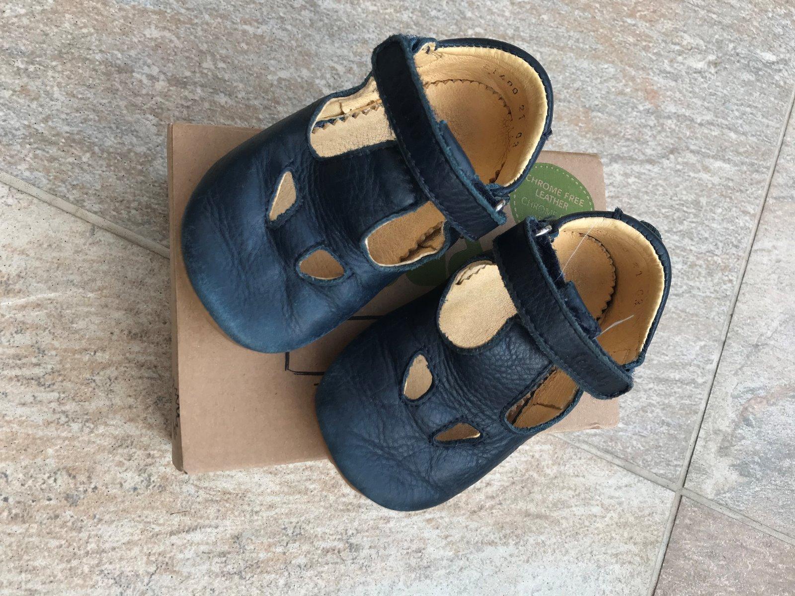 9315024105f9 Dětské sandálky froddo prewalkers vel. 21