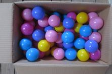 Plastové balonky - 100 ks,