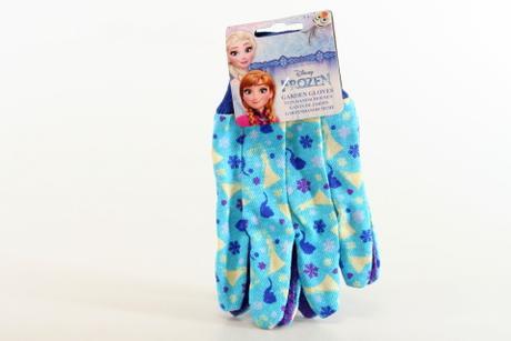 Frozen zahradnické rukavice dívčí,